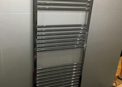 Towel Radiator Installation – Southdene